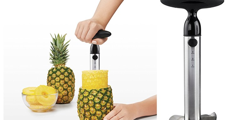 Pineapple Cutters