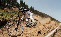 Downhill Mountain Bike