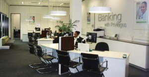 BSP's premium banking suite, BSP First, in Port Moresby