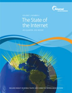 Report reveals state of the internet