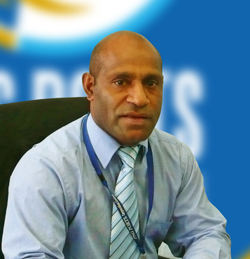 Stanley Alphonse, CEO, PNG Ports Authority