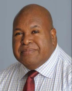 Chairman of the PNG Taxation Review Committee, Sir Nagora Bogan