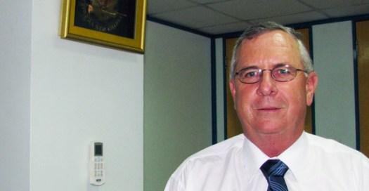 Nambawan Super's Garry Tunstall