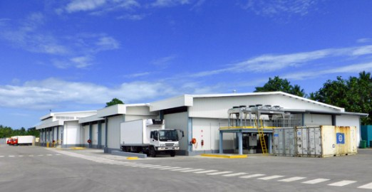 Prima Smallgoods' new manufacturing facility in Lae