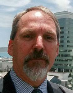 Former PNG Treasury adviser, Paul Flanagan