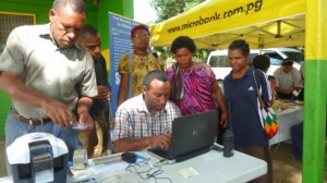 Nationwide  Microbank's successful Micash mobile phone banking service