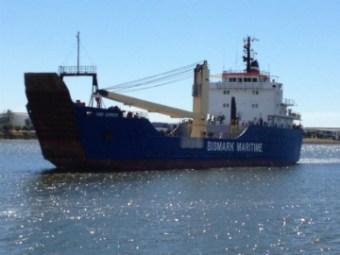 A Bismark ship Source: Bismark Maritime