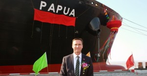 ExxonMobil PNG's Andrew Barry
