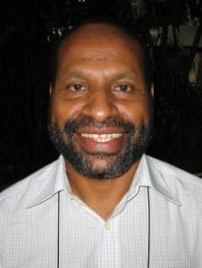 Dr Ken Ngangan