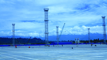 Lae's new port is now ready to receive tenants, following its long-awaited completion in December 2014. Credit: ADB