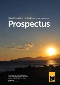 Kina Prospectus