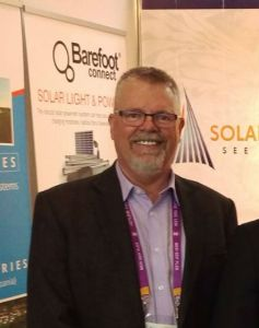 Solar Solution's Jon Pittar