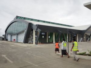 The new Mt Hagen Airport. Credit: ADB.