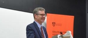 Trade Commissioner, David Morris