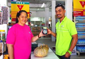 Using BSP EFTPOS in Tonga