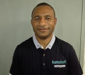 Kumulsoft's COO, Paul Muingnepe