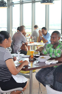 Jacksons Restaurant, Gateway Hotel Credit: Coral Seas Hotels