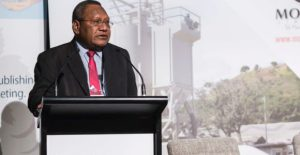 Governor of Bank of PNG tells conference higher food production critical