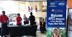 Papua New Guinea's APEC Ambassador and ABAC chair confident of successful summit