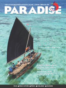 """Made in PNG"" Feature – May/June edition of Paradise Magazine"