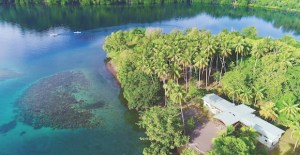 Andrew 'ET' Ettingshausen goes fishing in Papua New Guinea