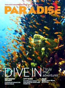 Human Resources feature in Paradise, September/October edition
