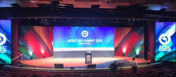 Live from the 2018 APEC CEO Summit