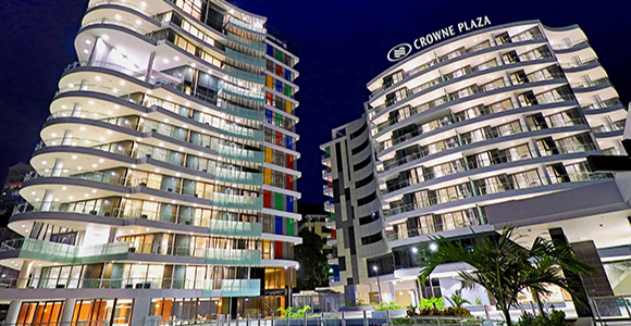 Crowne Plaza returns to Port Moresby with all-new residences