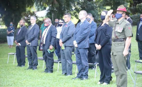 PNG Anzac Day 2021