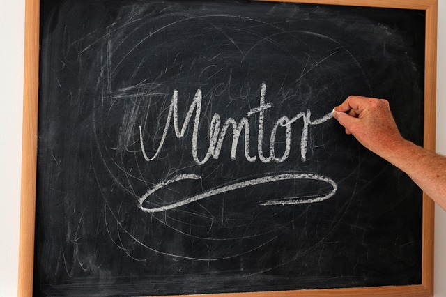 How to find a mentor?