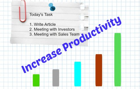 7 Super Simple Ways to Increase Productivity at Work by 3 Times