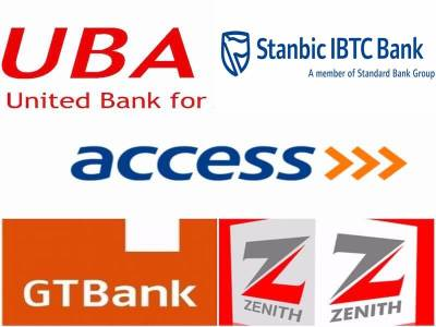 Image result for Zenith, Access, GTB,
