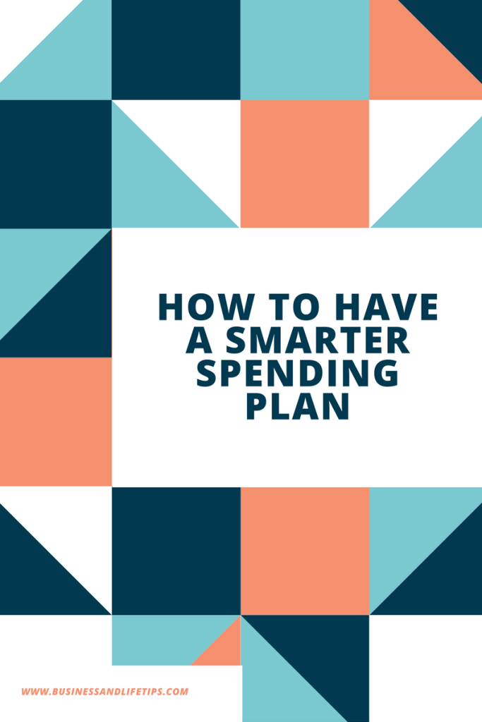 How to create a smarter spending plan