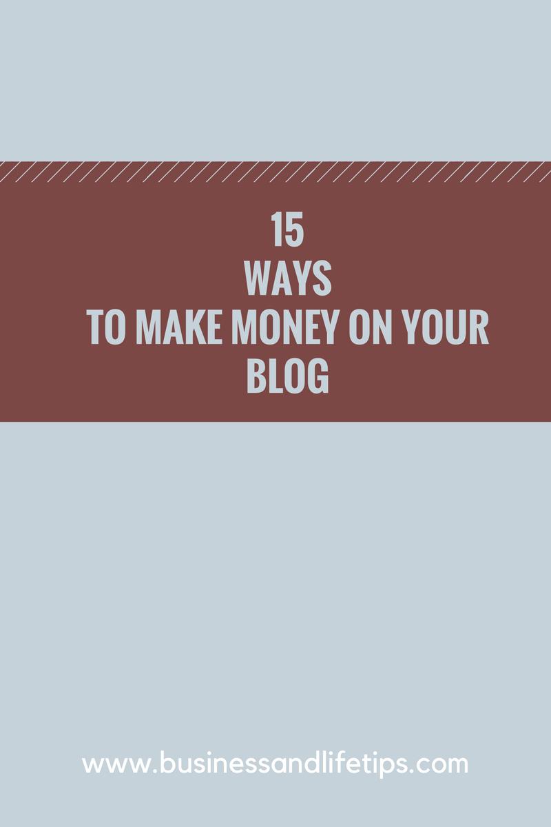 Episode 30 : How do I Write My Story? – Get a Blog!