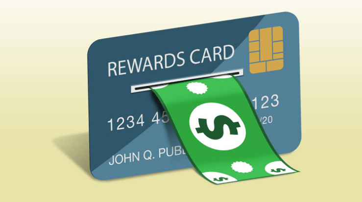 Rewards cards as used for student personal finance management