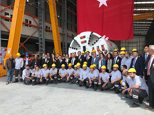 Turkey is now a player in TBM industry - BusinessAnkara.com