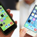 Apple iPhone 5s vs. 5c