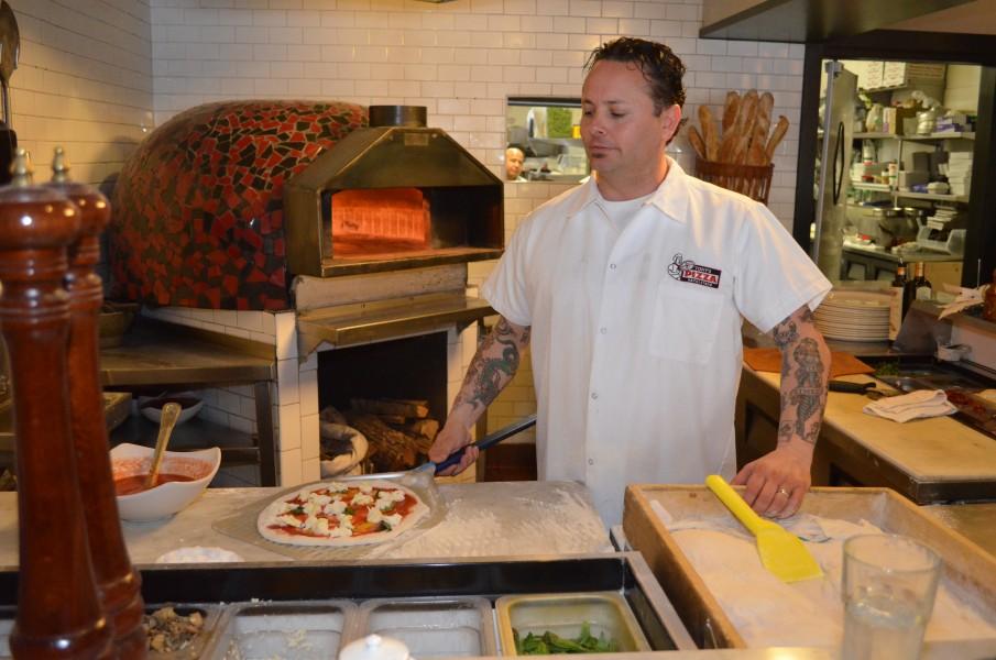 Tony Gemignani is the Pizza King