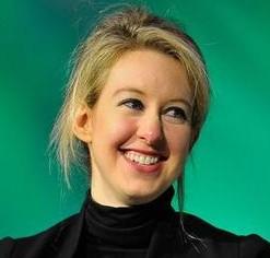 Meet Elizabeth Holmes: The Youngest Female Billionaire