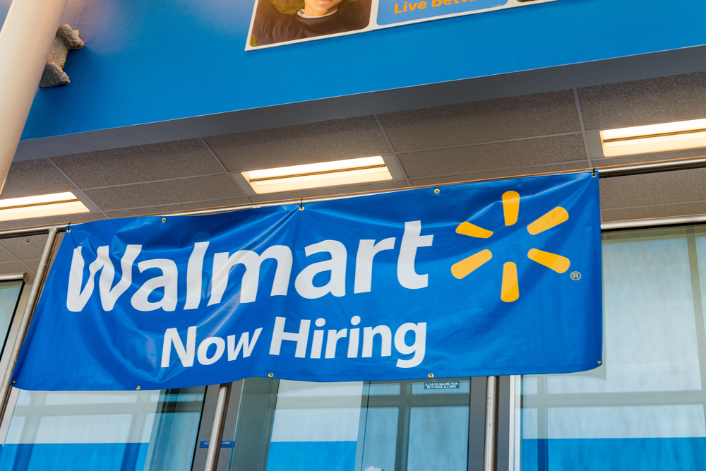 Walmart to Add 10,000 U.S. Jobs