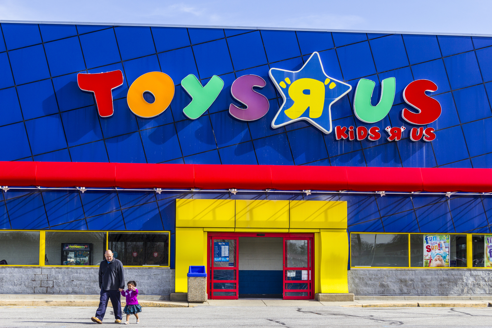 Toys R Us has filed for bankruptcy protection in the U.S. and Canada. Experts blame a heavy debt load and inability to adapt to changing buying practices.