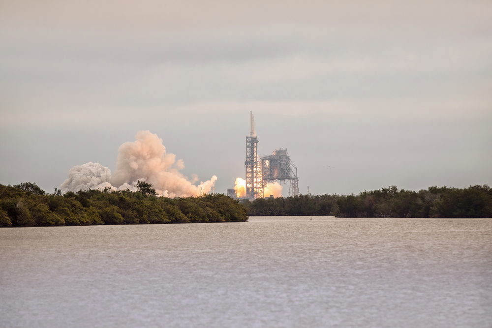 SpaceX Preparing To Launch Powerful New Rocket