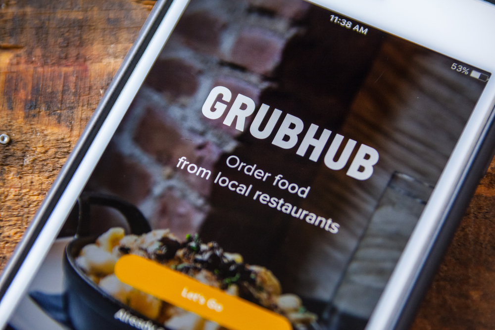 Restaurants that Declined GrubHub Contracts Being Added to App Anyway