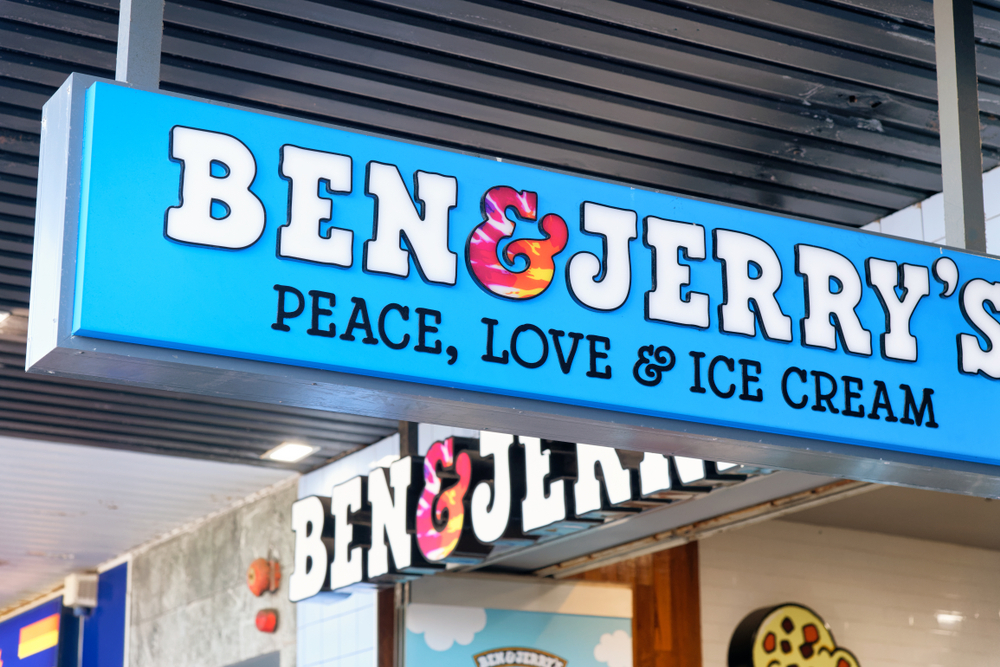 Ben & Jerry's Makes Another Political Ice Cream Flavor