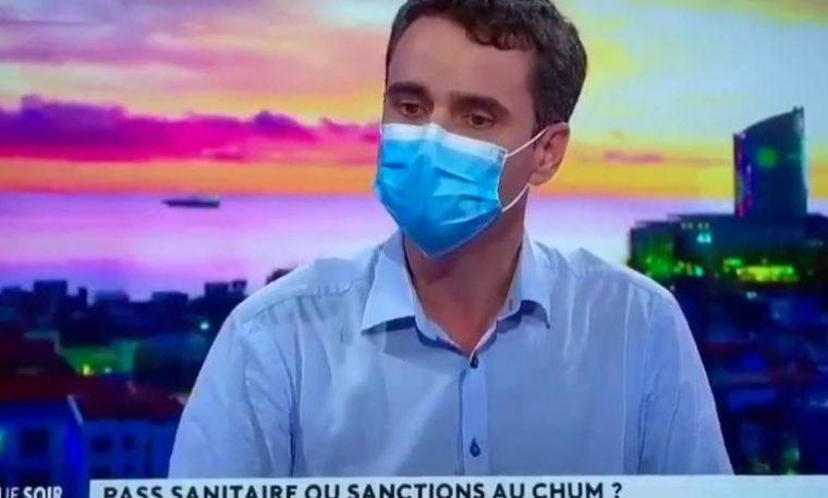 """Martinique : """"Les chiffres sont évidents, il y a un Vaxxin qui Tue !"""""""