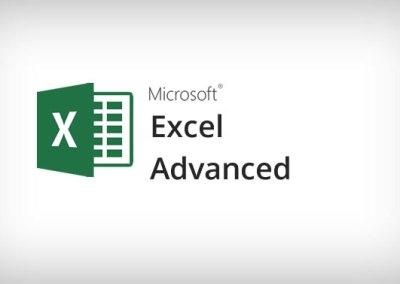 Microsoft Excel Advanced Course