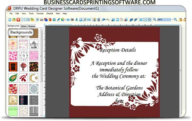 Wedding Cards Designer Software 8 3 0 1