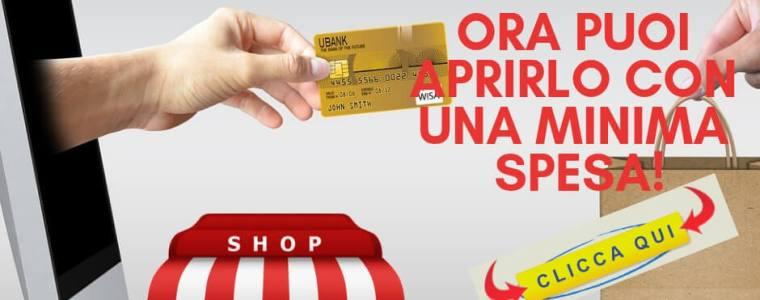Aprire un negozio on line a basso costo e senza concorrenza.