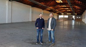 Co-working, incubator space hatches on Broadway
