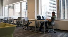 Downtown co-working concept spreads out